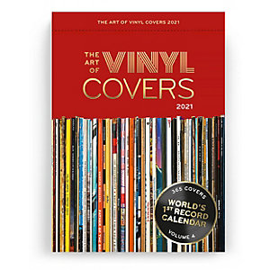 Jahreskalender The Art of Vinyl Covers 2021