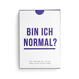 Karten-Set Bin ich Normal?