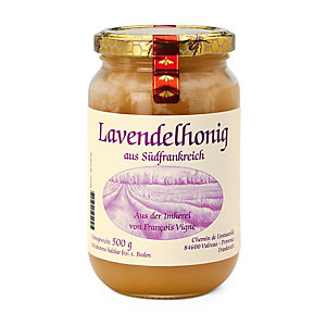 Lavender Honey from the Provence