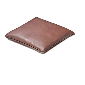 Leather Pillowcase 40 × 40 cm