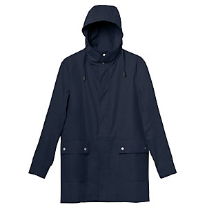 Mantel All Weather Coat, Blau