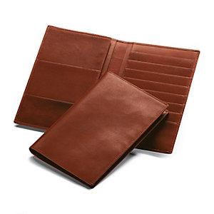 Manufactum Billfold Brown