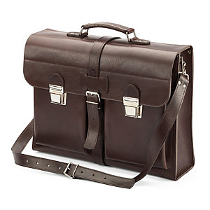 Manufactum Cow Leather Briefcase