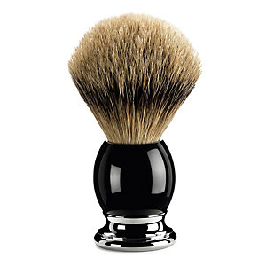 Mühle Badger Hair Shaving Brush, Synthetic Resin