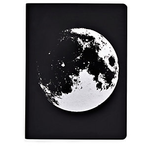 Notizbuch Moon
