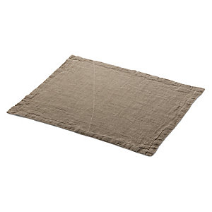 Placemat Washed Linen