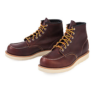 Red Wing Moc Boot Herren, Braun