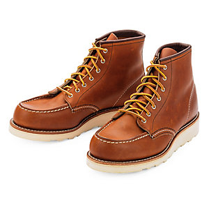 Red Wing Women's Moc Boot, Light brown