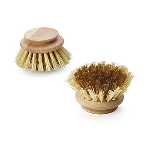 Replacement Heads for Cleaning Brush Made of Brass Wire Replacement Head (1 Piece)