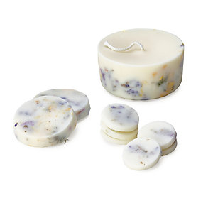 Scented Candle Gift Set, Rose