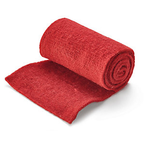 Sheep's Wool Protective Winter Matting Red