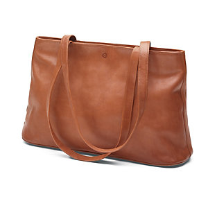 Sonnenleder Leather Shopping Bag