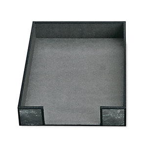 Stackable A4 Filing Tray Marbled