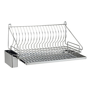 Stainless Steel Draining Rack for Wall Mounting
