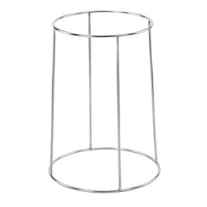 Stainless Steel Stand for Bird Feeder or Birdbath