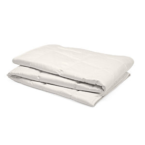 Summer Blanket Linen and Cotton Fleece 135 x 200 cm