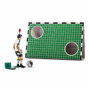 Tipp-Kick Goal Wall Game