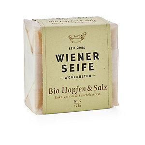 Vienna Soap with Hops and Salt
