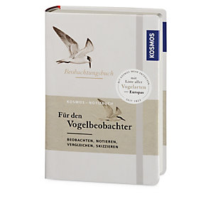 Vogel-Beobachtungsbuch