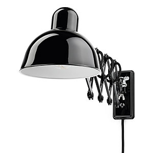Wall Lamp with Concertina Arm Kaiser idell