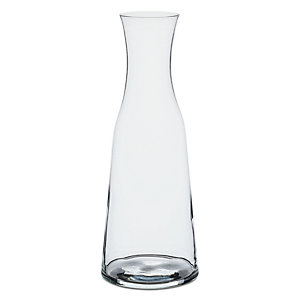 Water Carafe Machine-Molded Glass