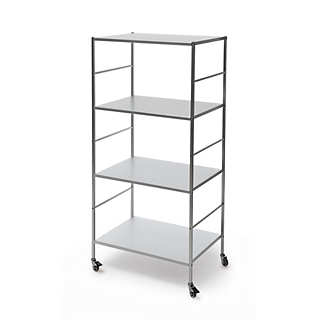 Aluminum Rolling Shelf | Tables