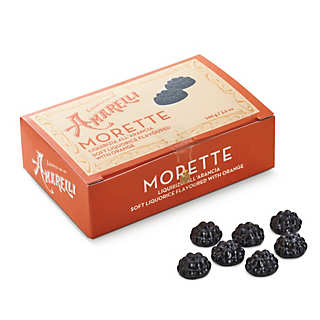Amarelli Morette mit Orange