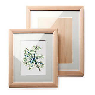 Bass Wood Picture Frame