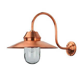 Bolich Large Copper Outdoor Lamp | Lighting