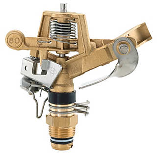 Brass Circle Sprinkler | Irrigation