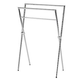 Free-standing Brass Towel Rack | Household Essentials