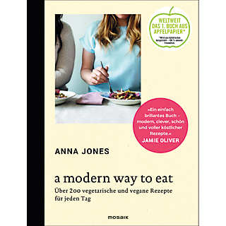 Buch A modern way to eat | Medien