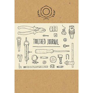 Buch Toolshed Journal  | Bücher