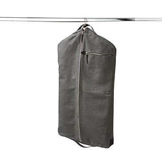 Canvas travel garment cover | Luggage