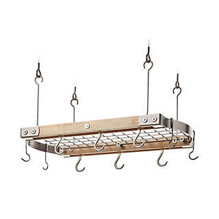 Ceiling Hanging Rack for Pots