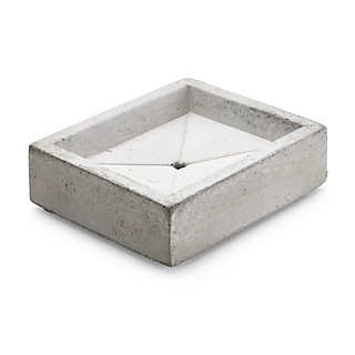 Cement Soap Dish | Bathroom Accessories