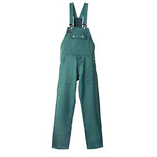 Cotton Twill Gardening Dungarees