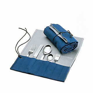 Cutlery Wrap for 24 Pieces | Kitchen Utensils