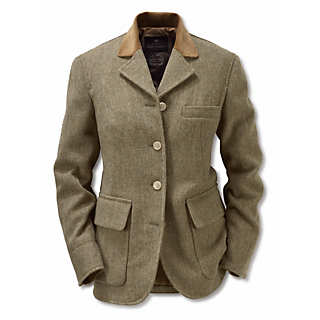 Damenjackett Raw Tweed
