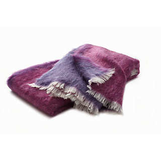 Doubleface Mohair Blanket | New Products