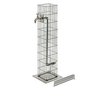 Gabion Water Tap Column | Irrigation