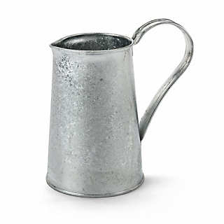 Galvanized Steel Pitcher | Irrigation