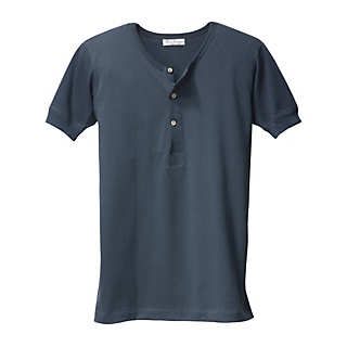 Gentlemen's 1/2 Arm Jersey Shirt