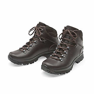 Gentlemen's Leather Hiking Boot   Shoes