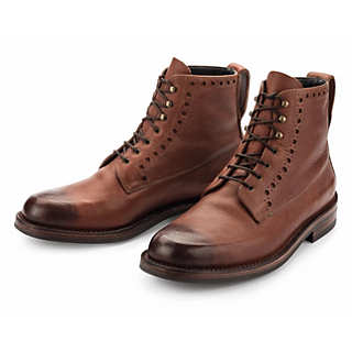 Grenson Ankle Boot Calf Leather