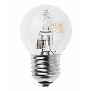 Halogen drop bulb E27 | Lighting