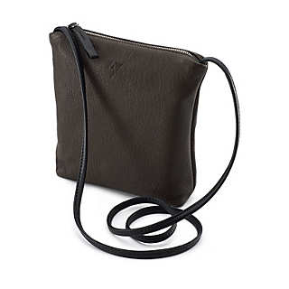 Ladies' Buckskin Leather Handbag