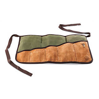 Leather and Canvas Tool Apron Leather and Canvas Tool Apron. High Quality Garden Tools   Handmade  Wooden  amp  Japanese Selection