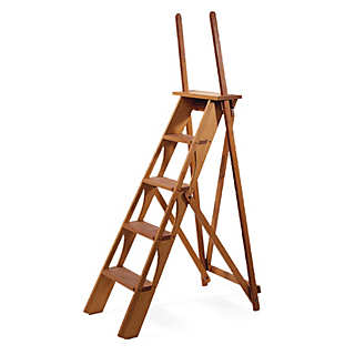 Library ladder with handle | Tables