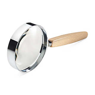 Magnifying Glass with Beechwood Handle | Desk Supplies